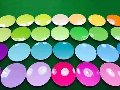 Color Master Batch, Masterbatch for PP, PE Plastic (Applied for Coloring Cosmetic Container)